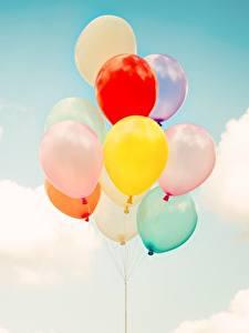 Bilder Himmel Luftballon