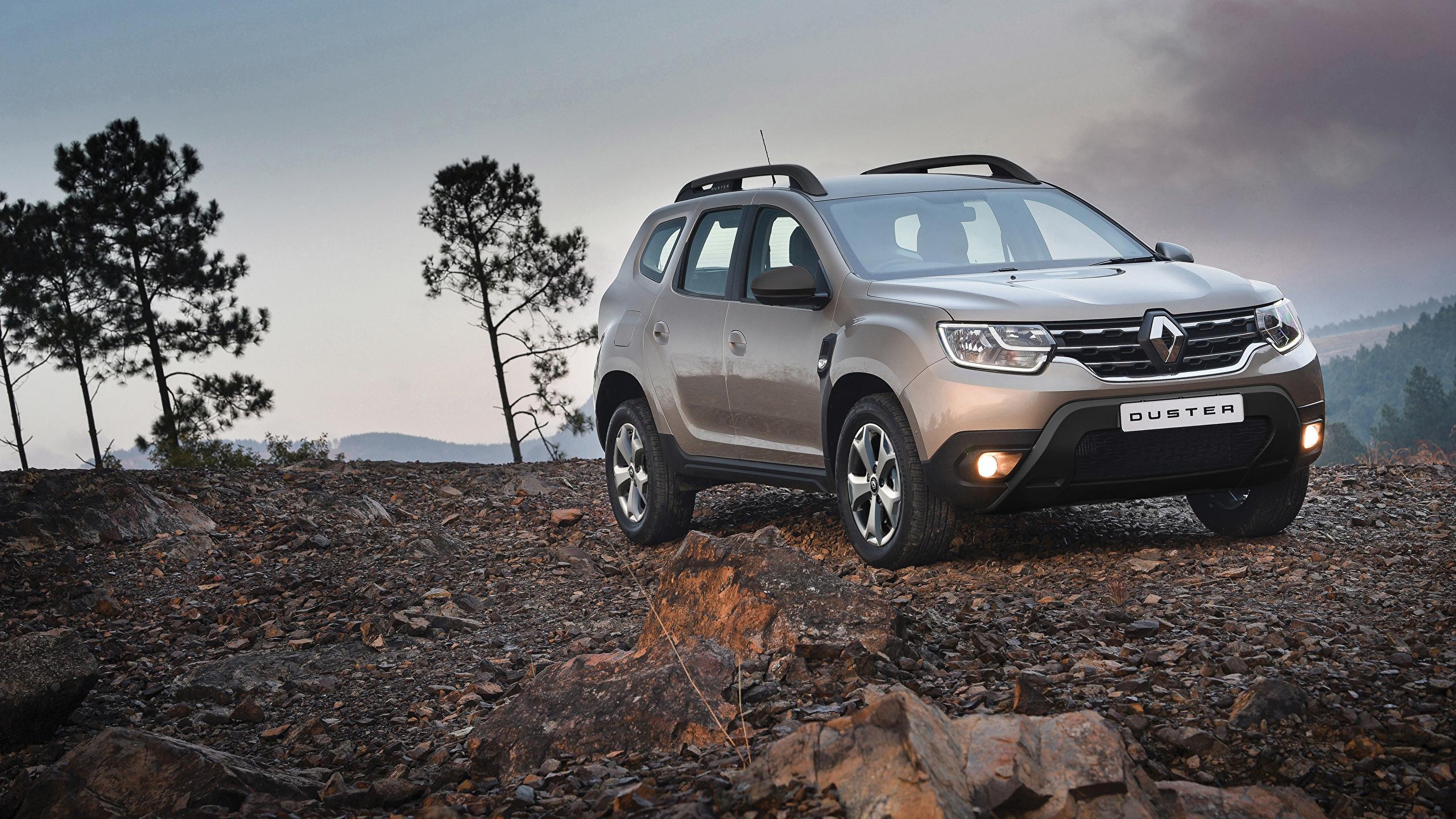 Fondos De Pantalla 2560x1440 Renault 2018 19 Duster Coches