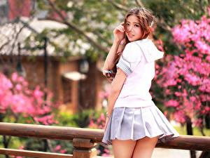 Bilder Asiaten Rock Schön Süß