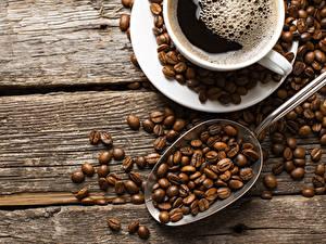 Hintergrundbilder Kaffee Getreide Löffel Tasse