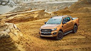 Bilder Ford Pick-up Braun 2018-19 Ranger Wildtrak Autos