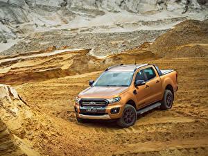 Bilder Ford Pick-up Braun 2018-19 Ranger Wildtrak