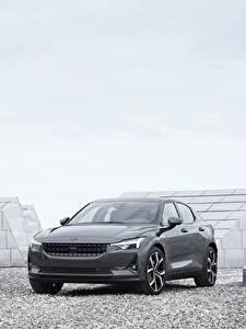 Fotos Graues Metallisch 2019 Polestar 1 Worldwide auto