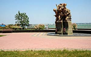 Fotos Russland Krim Denkmal Kerch