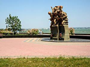 Fotos Russland Krim Denkmal Kerch Städte