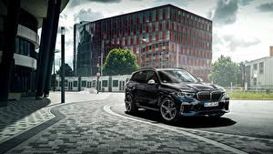 Bilder BMW Straße X5 AC Schnitzer G05 auto