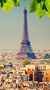 Bilder Frankreich Haus Paris Eiffelturm Megalopolis
