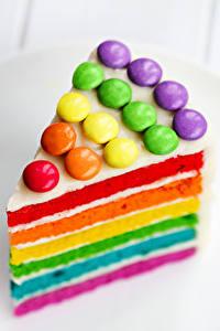 Hintergrundbilder Geburtstag Torte Stück Mehrfarbige Lebensmittel
