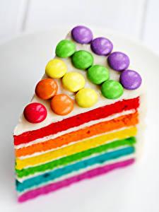 Hintergrundbilder Geburtstag Torte Stück Mehrfarbige