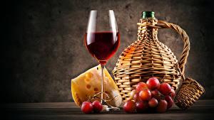 Hintergrundbilder Stillleben Wein Weintraube Käse Flasche Weinglas das Essen