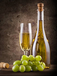 Hintergrundbilder Wein Weintraube Farbigen hintergrund Flasche Weinglas Lebensmittel