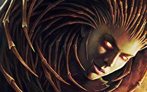 Hintergrundbilder StarCraft Sarah Kerrigan Fantasy