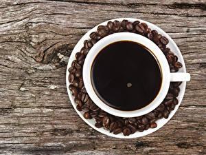 Bilder Kaffee Bretter Tasse Getreide das Essen