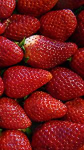 Bilder Erdbeeren Viel Großansicht