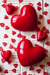 Papéis de parede Dia dos Namorados En gran plano Coração