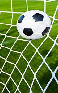 Wallpaper Footbal Ball Sports nets sports