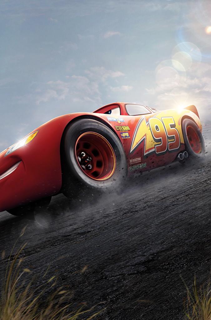 Bilder von Cars 3 Lightning McQueen Rot Animationsfilm Zeichentrickfilm