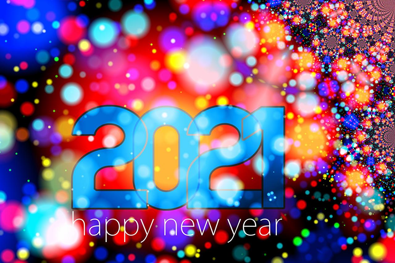 Desktop Hintergrundbilder 2021 Neujahr englisches Wort Englisch englische englischer text