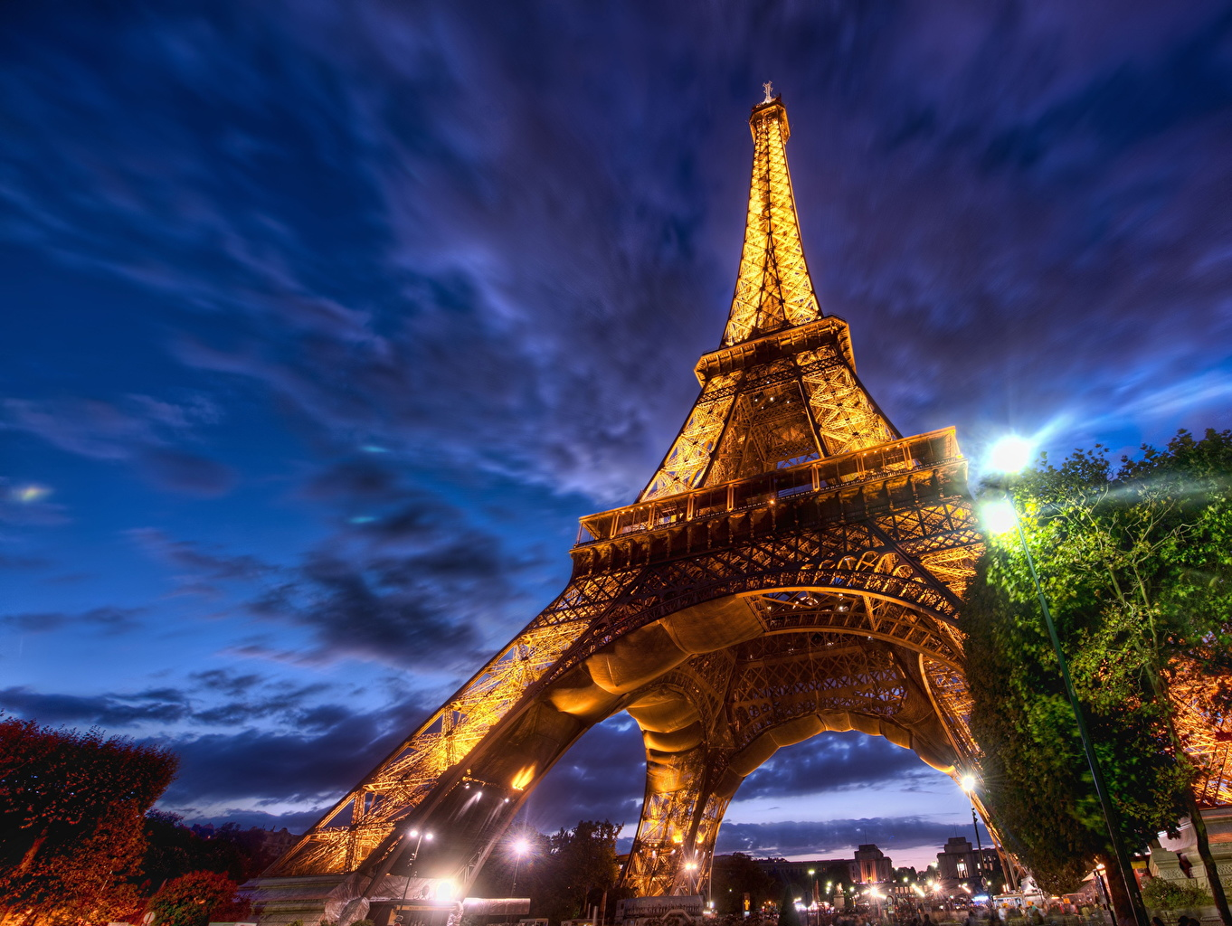 Bilde Paris Eiffeltarnet Frankrike Byer