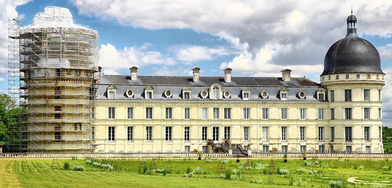 Picture France Castles Cities castle