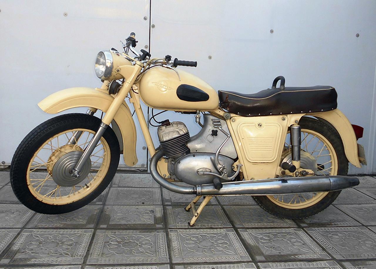 Photos 1965-71 Iz Jupiter-2 antique motorcycle Side Retro vintage Motorcycles