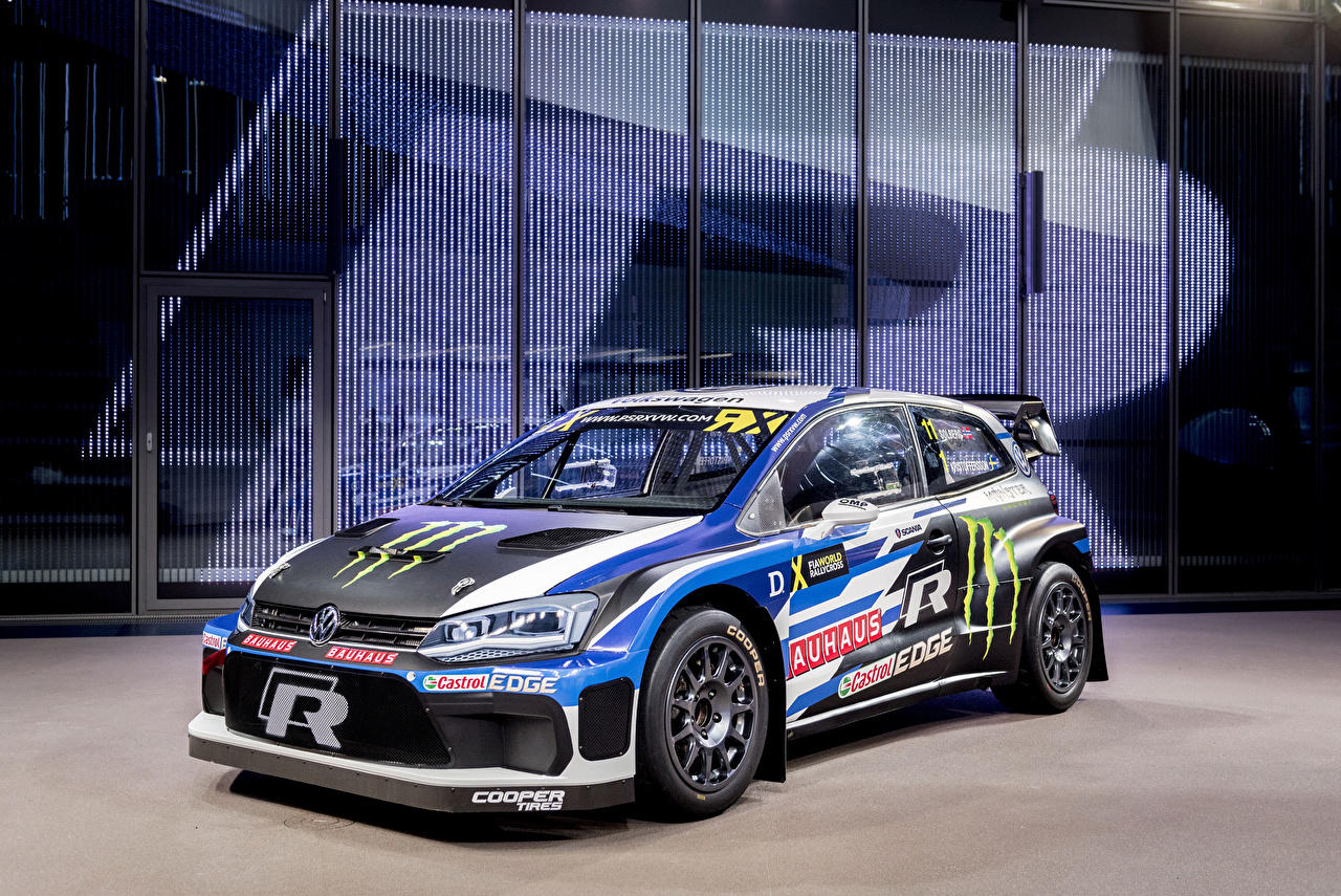Images Tuning Volkswagen 2018 Polo R Supercar Cars auto automobile