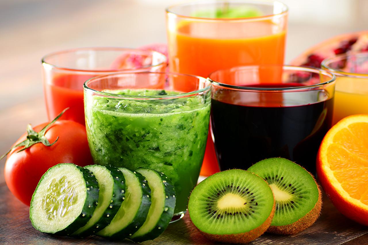 Очищающая соковая диета
