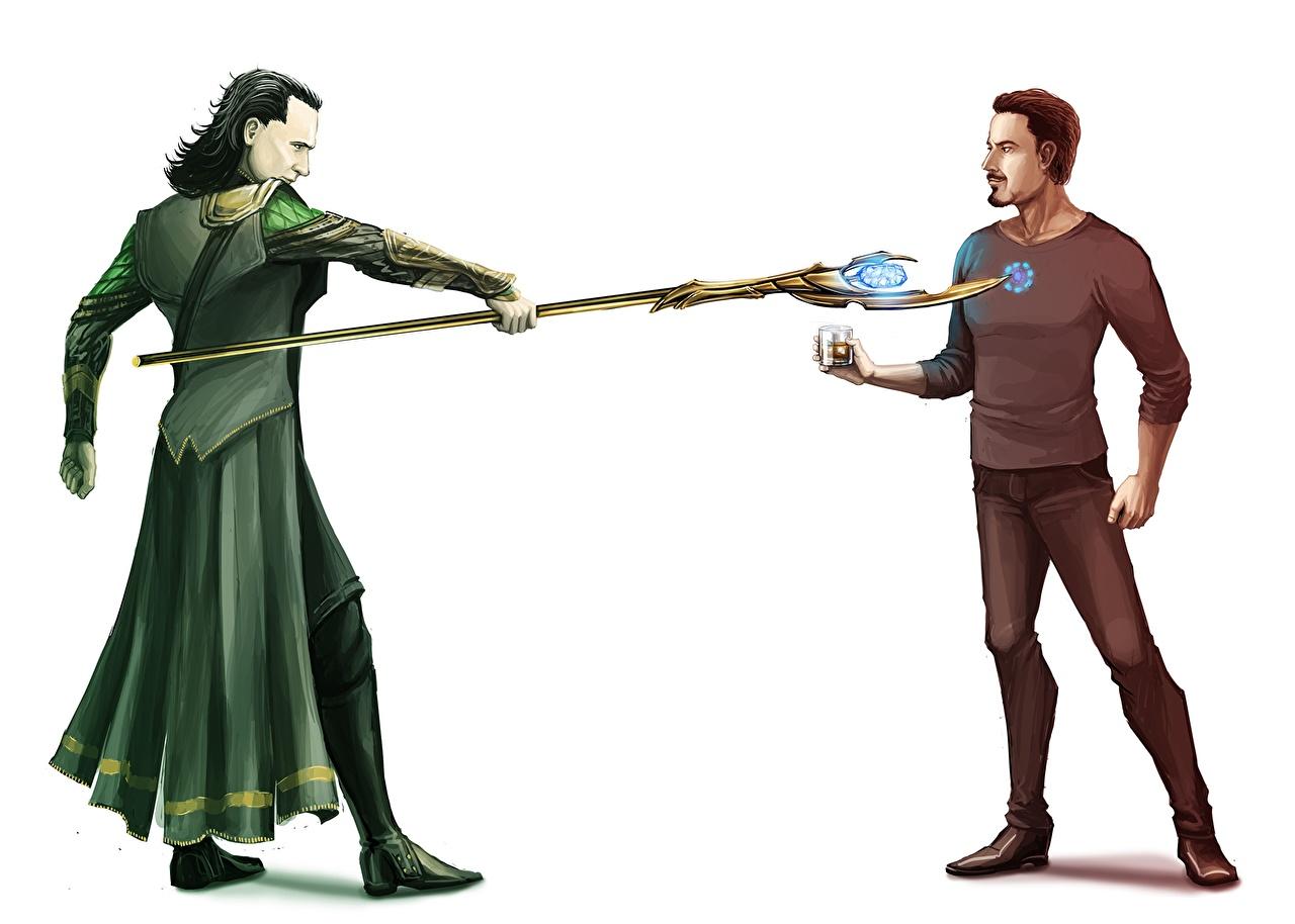 Pictures Movies The Avengers (2012 film) Tom Hiddleston Fanart film Fan ART