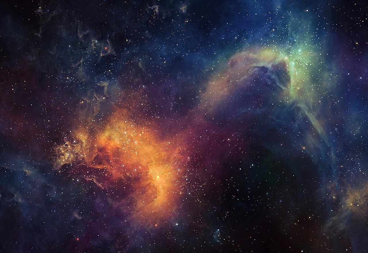Papeis de parede Nebulosa no espaço Estrela Espaço baixar imagens