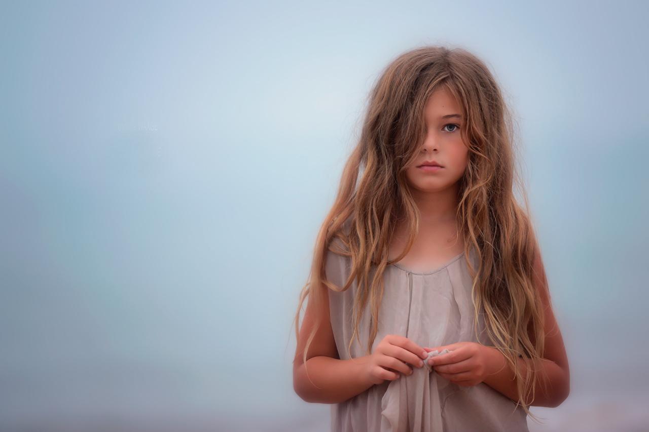 Bilder von Kleine Mädchen Braune Haare danielle waage kind