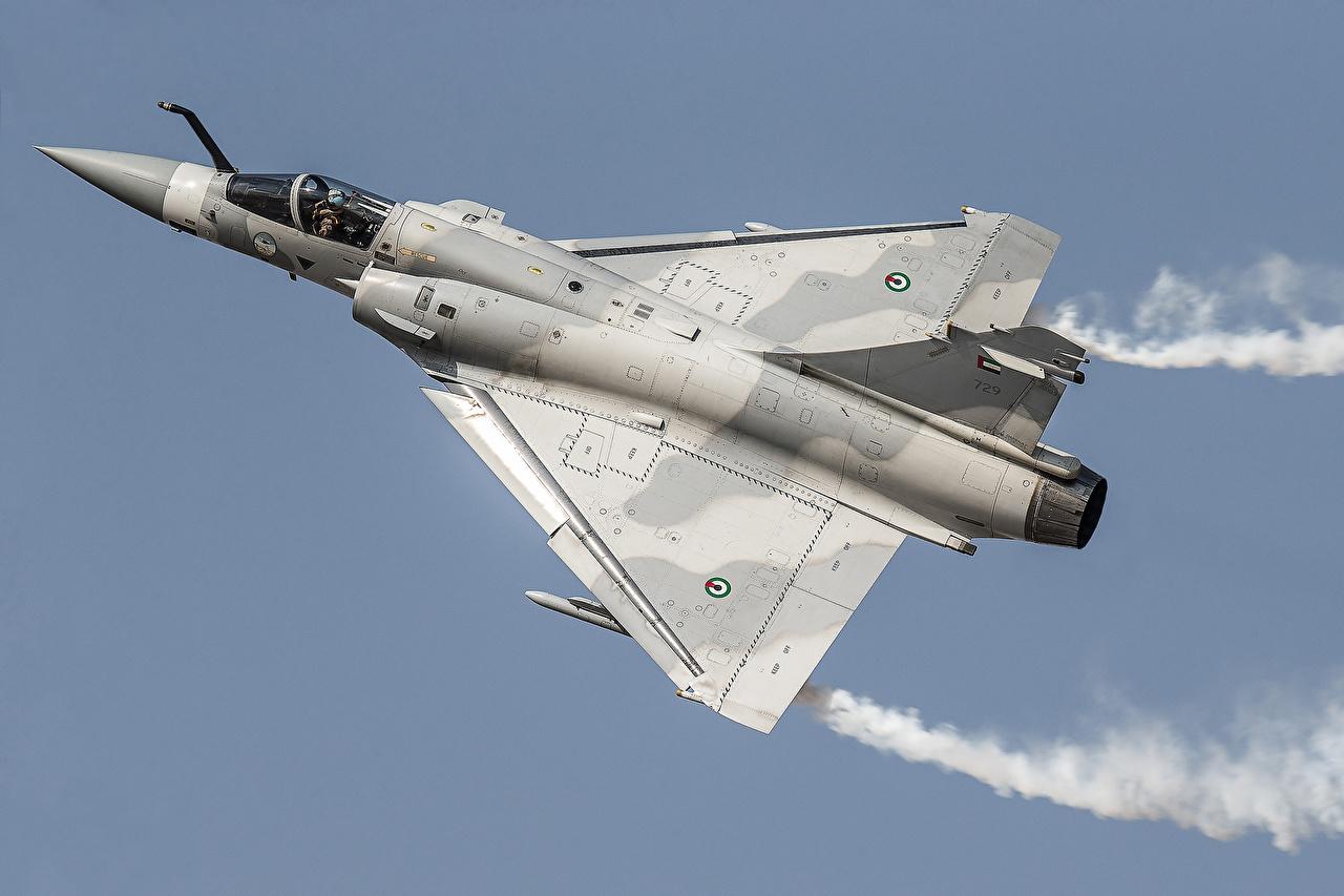 Обои Самолёт, Mirage 2000. Авиация foto 13