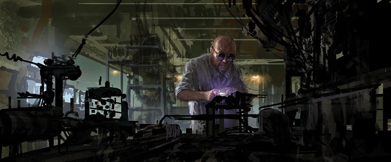 Sfondi del desktop Spider-Man: Homecoming Uomini Film Occhiali un uomo