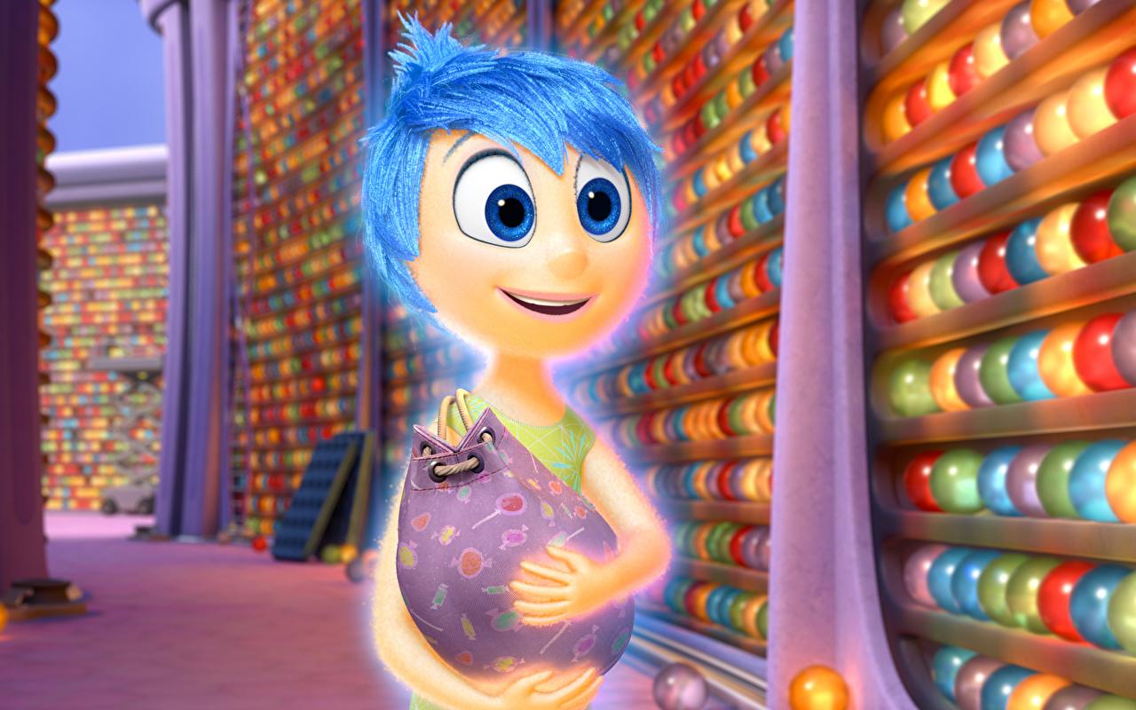 Bilder von Alles steht Kopf Animationsfilm 1280x800 Zeichentrickfilm