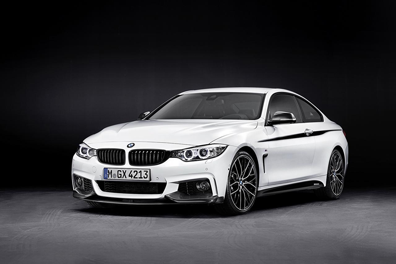Images BMW 2013 4er F32 White Cars auto automobile