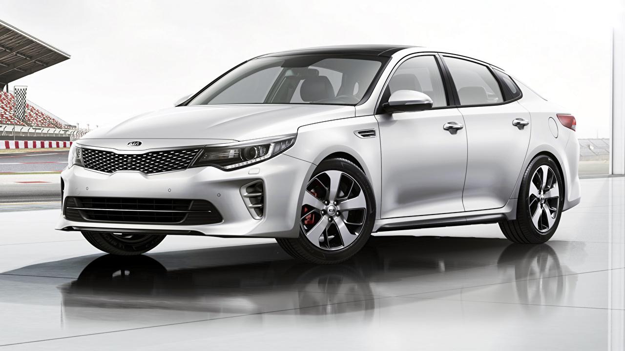 Picture KIA Optima 2020 Sedan Silver color Cars Metallic auto automobile