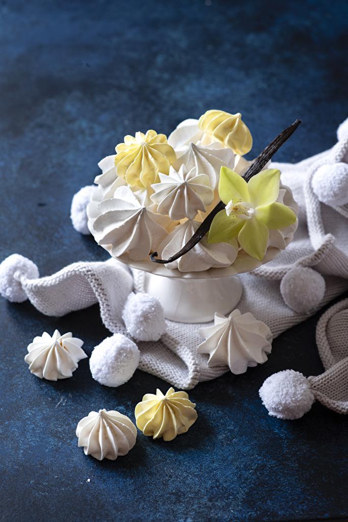 Bilder Orchideen Lebensmittel Süßigkeiten Süßware