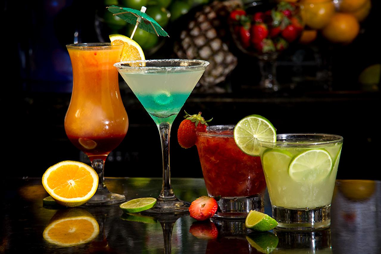 Hintergrundbilder Apfelsine Fruchtsaft Zitrone Trinkglas Erdbeeren Weinglas Lebensmittel Getränke Saft Orange Frucht