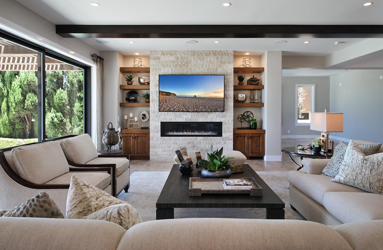 Fondos de Pantalla Diseño interior Diseño Cuarto de estar ...