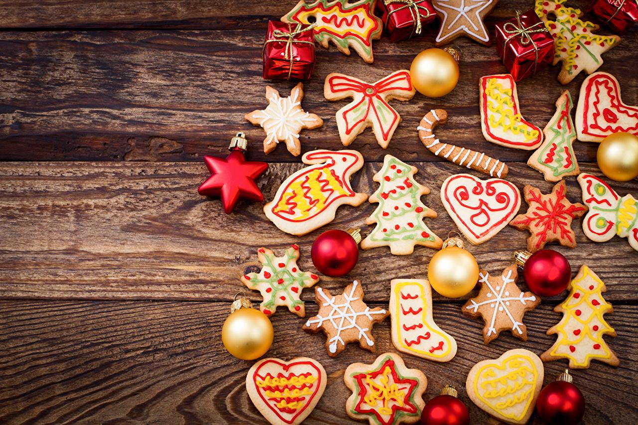 Christmas Cookies Wallpaper.Wallpaper Christmas Food Balls Cookies Holidays