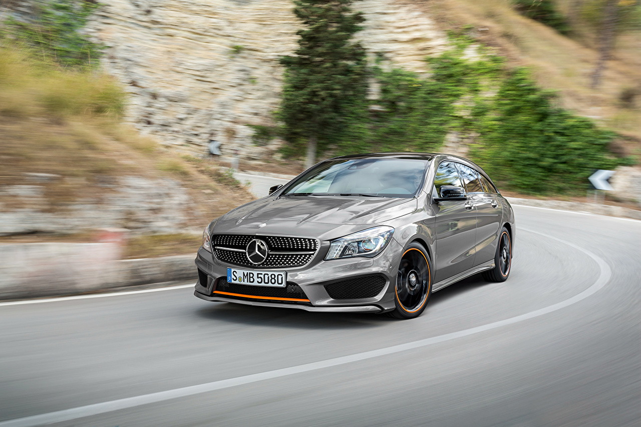 Fondos De Pantalla Mercedes Benz X117 Cla 4matic Shooting