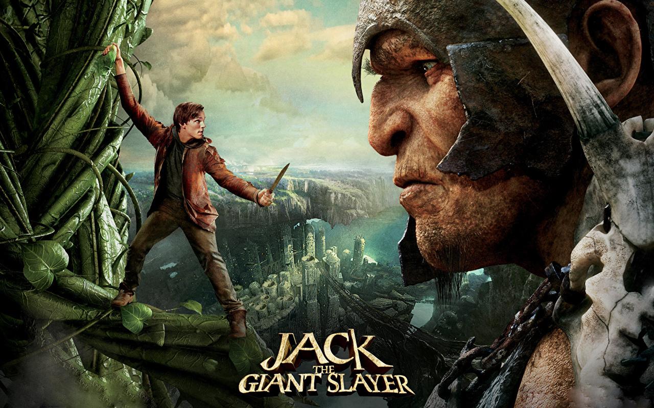 Wallpaper Jack The Giant Slayer Monster Fantasy Movies