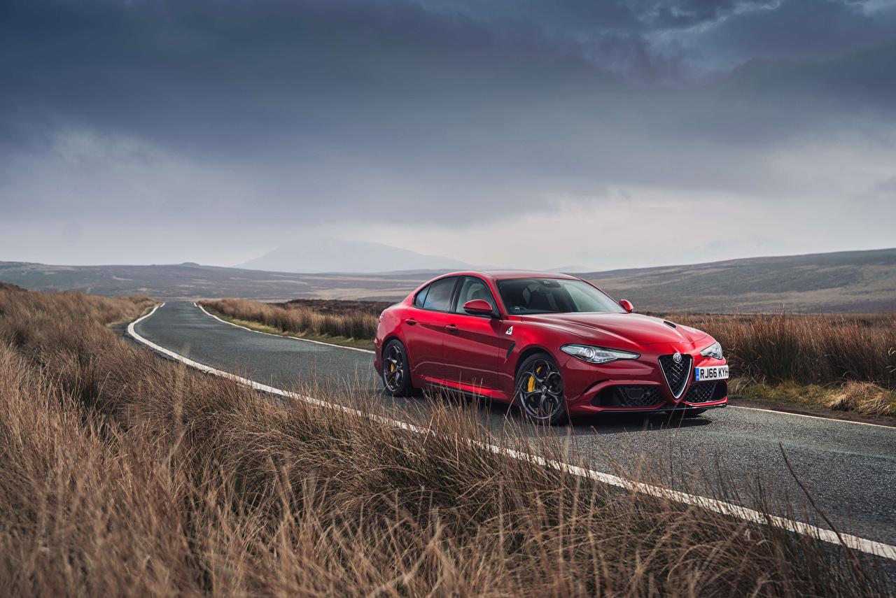 Fondos De Pantalla Alfa Romeo Carreteras 2016 17 Giulia