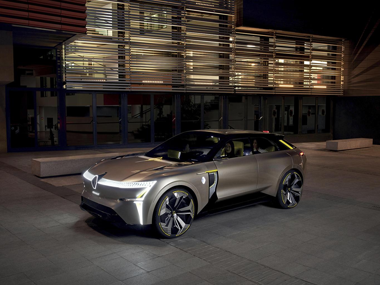 Renault 2020 Morphoz Concept carro, automóvel, automóveis Carros