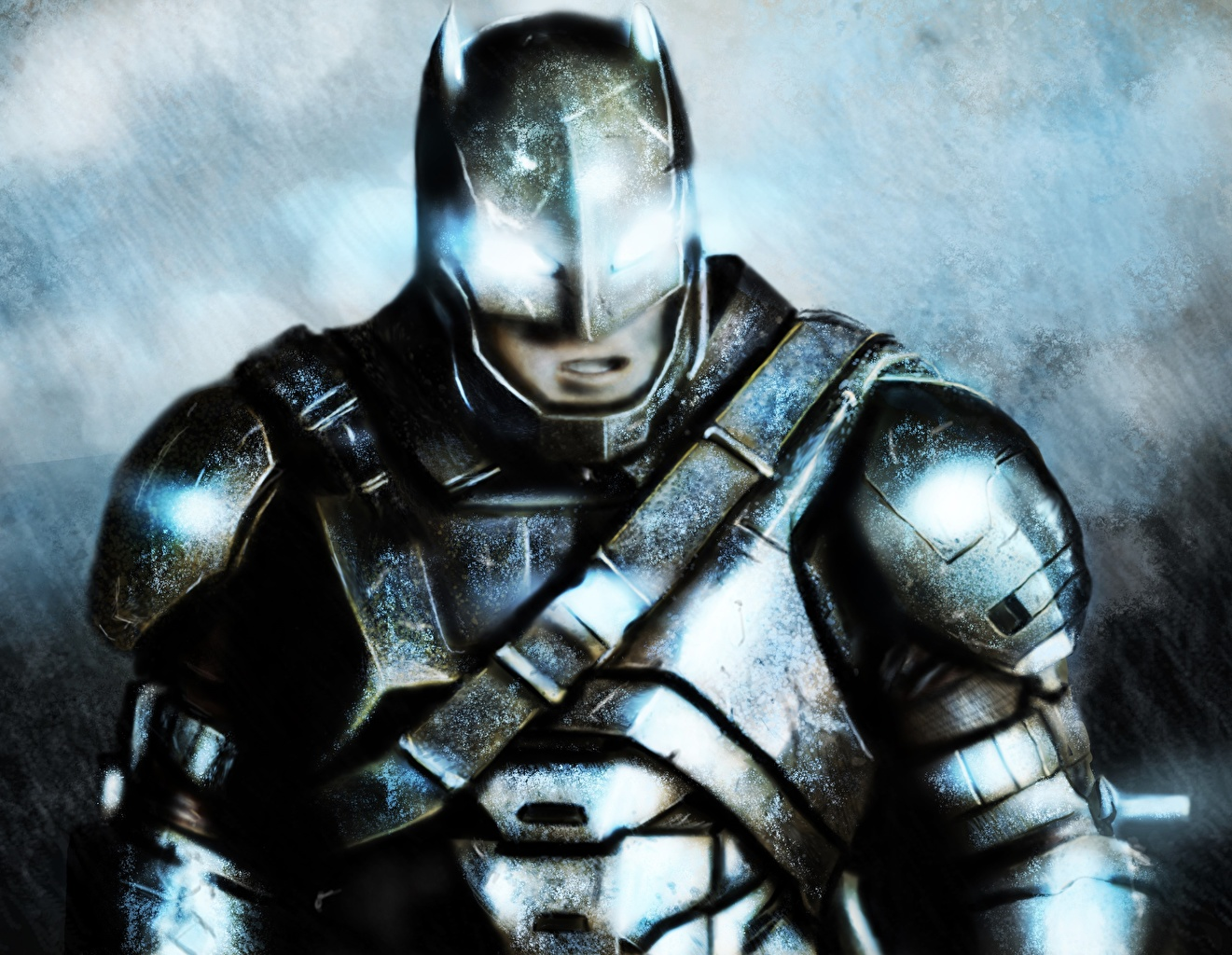 Images Batman v Superman: Dawn of Justice Armor Heroes comics Batman hero film Painting Art armour superheroes Movies