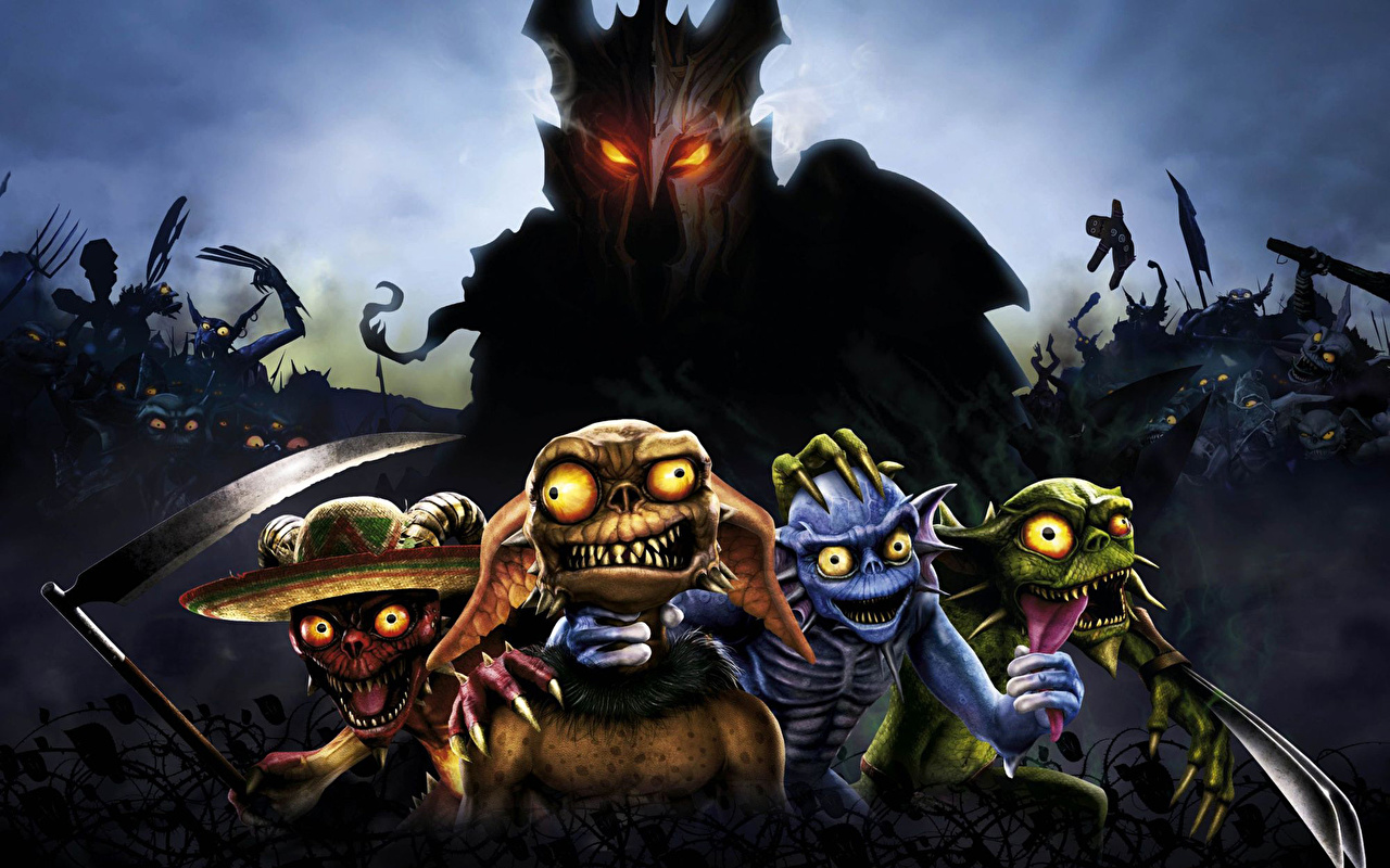 Picture Overlord Scythe Monsters Fantasy Games