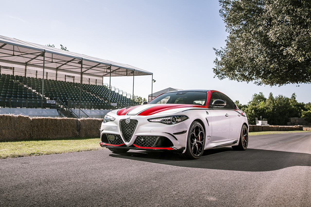 Fondos De Pantalla Alfa Romeo 2019 Giulia Quadrifoglio