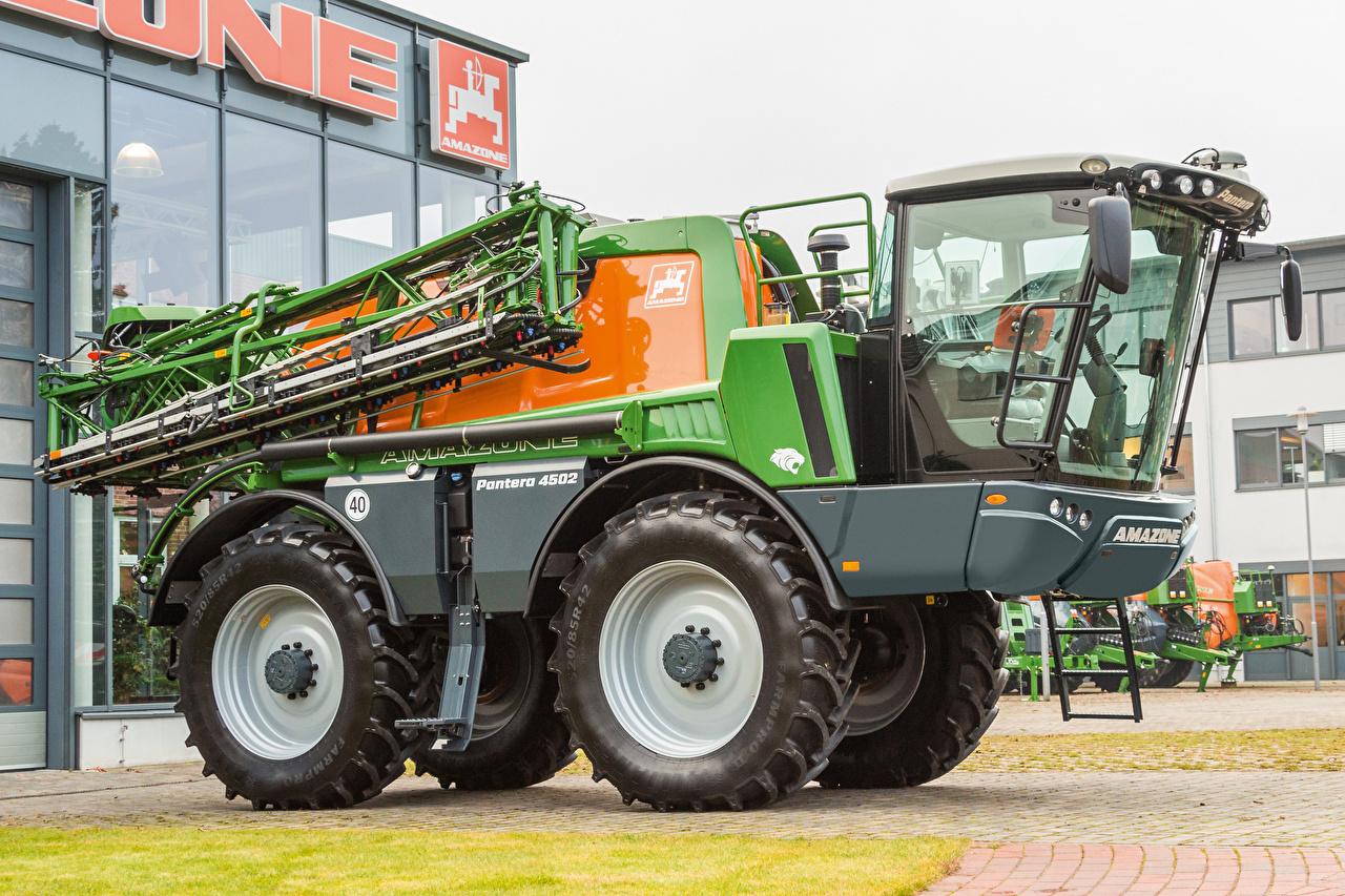Photo Agricultural machinery 2013-17 Amazone Pantera 4502
