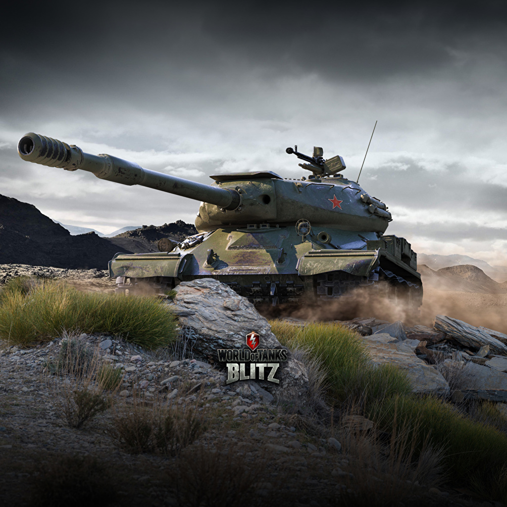 Fondos De Pantalla World Of Tanks Tanque Blitz Is 4 Ruso