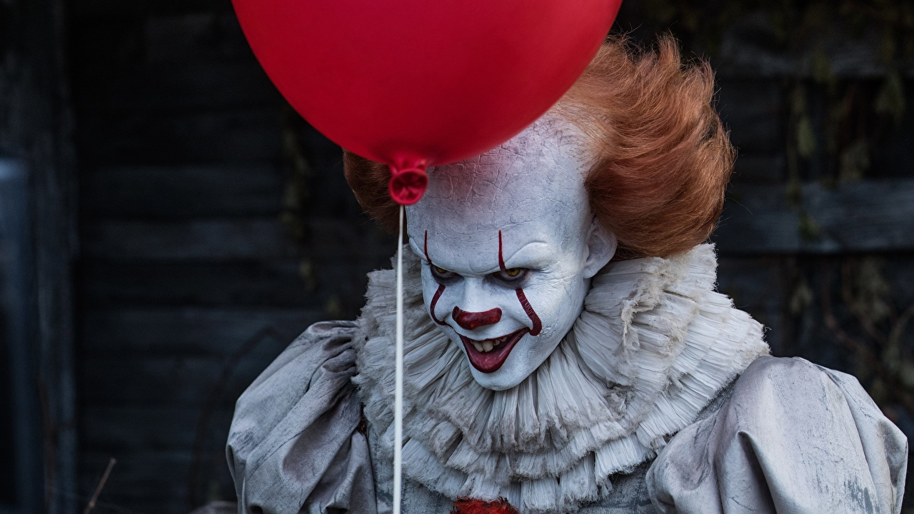 Photos film Clown It 2017 terrible