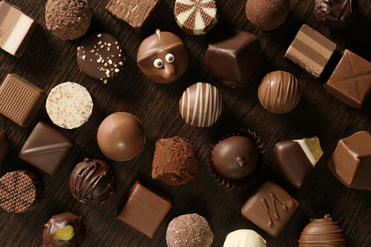 Fotos Schokolade Bonbon Lebensmittel Süßware Süßigkeiten
